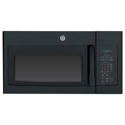 Ge MICROWAVES 1029488  1.7 Cu. ft. Over-The-Range Microwave Oven, Black, 1000 Watts