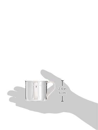 Reed & Barton Sterling Silver 6-Ounce Beaded Child Cup by Reed & Barton (Image #3)