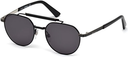 Sunglasses Diesel DL 0239 01A shiny black / - Sun Glasses Diesel