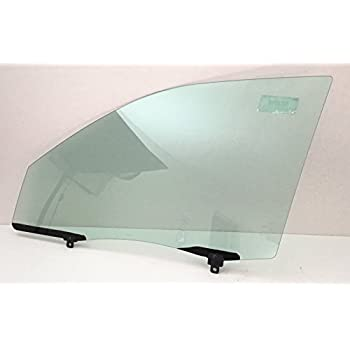 NAGD Driver//Left Side Rear Door Window Replacement Glass for 2018-2019 Toyota C-HR