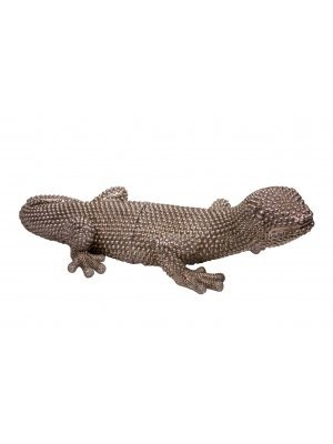 Lizard Table Top Bookend Set