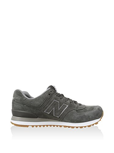 New Sneaker Balance 574 Grau Dunkelgrau Herren rxwrvTaq0F