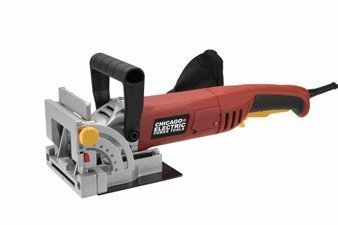 Chicago Electric Power Tools 4'' Plate Joiner by Chicago Electric Power Tools