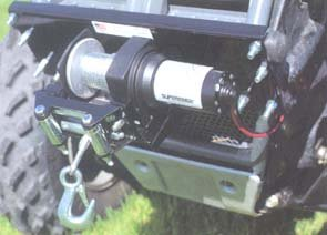 Cycle Country 25-3241 Winch Mount Kit for Polaris Hawkeye 300