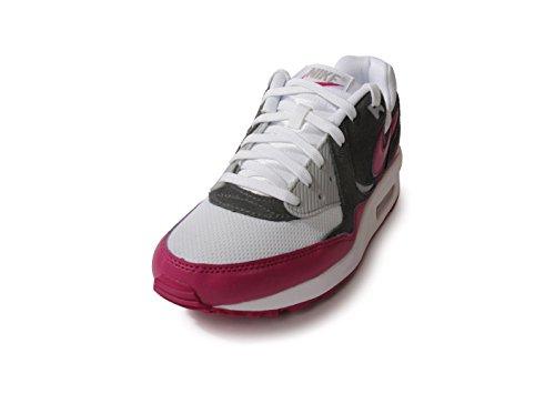 Nike Air Max Light Essential 624725 Damen Sneaker Blanc-Gris-Rose 38.5EU/ 24.5cm Gunsmoke/Black/(White)