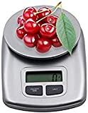 Best Tanita-baby-scales - HIPPIH Digital Kitchen Scale Multifunction Food Scale Silver Review