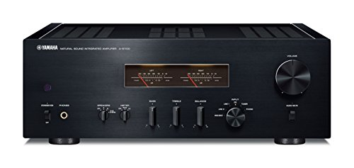Yamaha A-S1100BL Power Amplifier (Black) by Yamaha