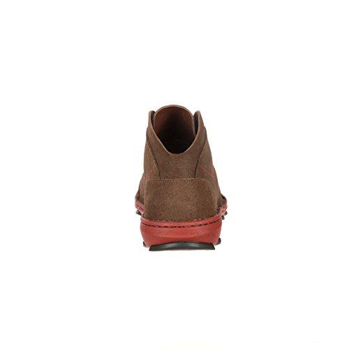 Steniga Mens Bekväm Cruiser Avslappnad Chukka Boots-rks0210