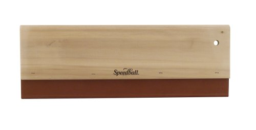 Speedball 14-Inch Fabric Squeegee for Screen (Screening Ink)