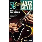 50 Licks Jazz Style