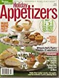 img - for Better Homes and Gardens Holiday Appetizers 2004 book / textbook / text book