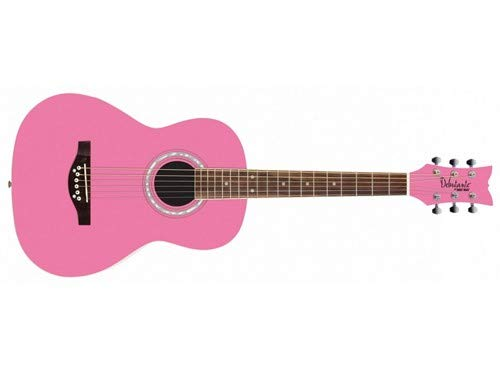 Other 6 String Acoustic Guitar, Right, Bubble Gum Pink (Other) by Other