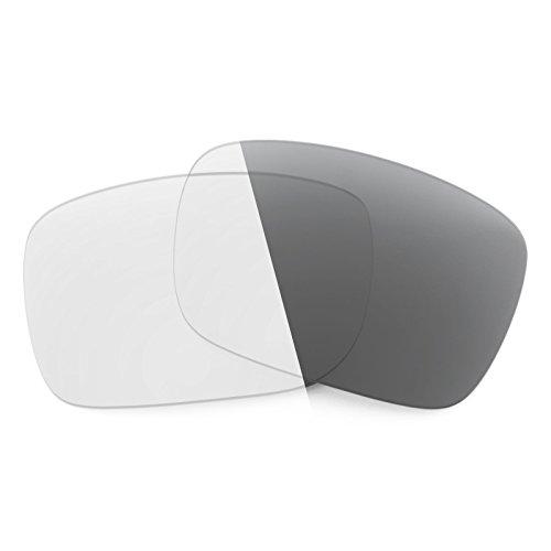 Verres de rechange pour Von Zipper Elmore — Plusieurs options Elite Adapt Gris photochromique