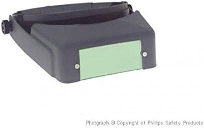 Uvex 32-08LFW5-0000 880 Series Klip Lifts For Hard Hat Visors Welding Shade 5