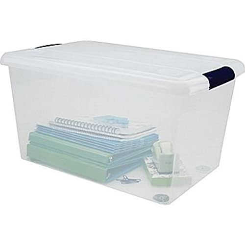 new Staples Stor-n-Slide File Tote