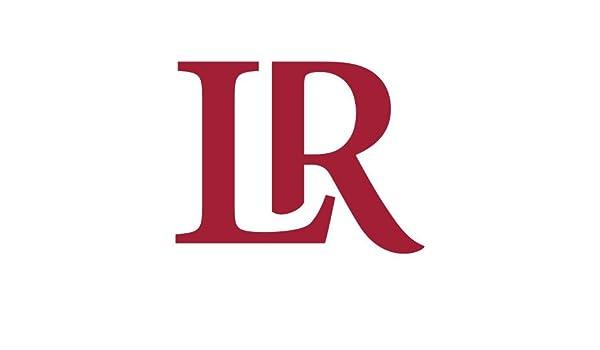 CollegeFanGear Lenoir Rhyne License Plate Primary Mark