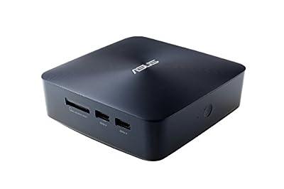 ASUS VivoMini Intel i3-6100U Ultra-Compact Mini Barebone PC (UN65H-M067M)