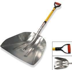 Big Scoop Aluminum Shovel