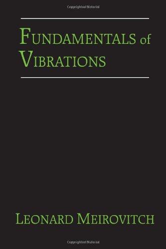 Fundamentals of Vibrations