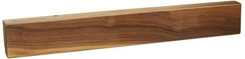 Messermeister Magnetic Knife Strip, 16.75-Inch, Walnut