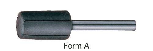Abrasive cap holder shape A 5x10x3mm - Pferd PCT0510A3