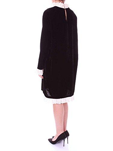 Kleid Schwarz 22366 blugirl Damen Kurzes 6qPECWE7