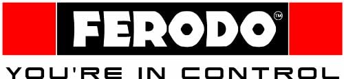 Premier Kit Pastiglie Freno Ferodo FVR1405 Freno A Disco - confezione 4 pezzi