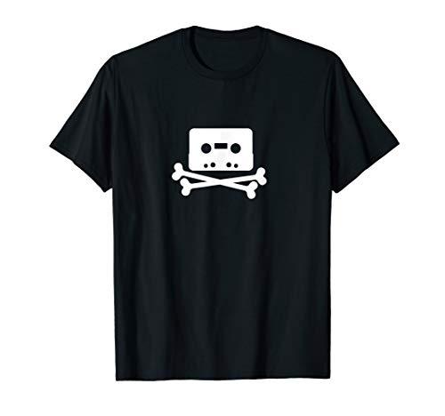 The Pirate Bay Tape Logo T-Shirt