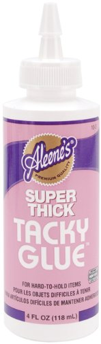 Aleene's Super Thick Tacky Glue - Thick Super Glue