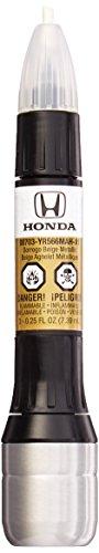 Genuine Honda (08703-YR566MAH-PN) Touch-Up Paint, Borrego Beige Metallic, Color Code: YR566M