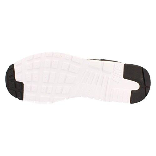 Nike Mens Air Max Tavas Scarpe Da Corsa Essenziali Nero / Nero-bianco