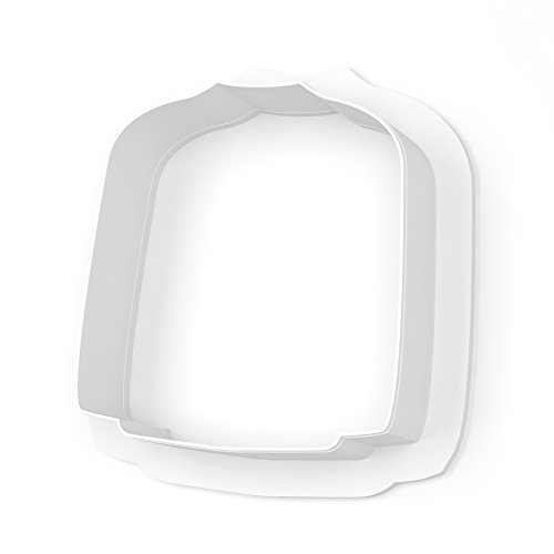 Hockey Jersey Cookie Cutter - LARGE - 4 Inches