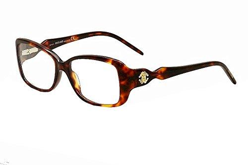 Roberto Cavalli Women's Eyeglasses Maggiociondolo 626 052 Havana Optical Frame - Cavalli Glasses
