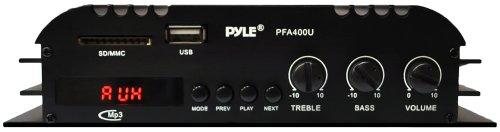 Review Pyle PFA400U 100-Watt Class-T