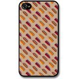 - Hot Dog Ketchup And Mustard Sauce Food New Style Cool Design case for iPhone 4 4S