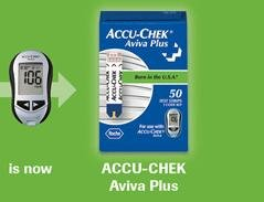 Accu-Chek Aviva Diabetes Monitoring Kit Combo
