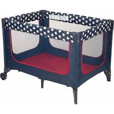 Cosco Funsport Play Yard, Star Spangled (Baby Cribs Cosco)