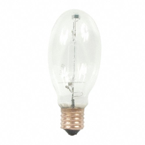 GE Lighting 24068 HID Mercury 250-watt 11000-Lumen Light Bulb with Mogul Screw Base, 1-Pack ()