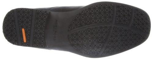Waterproof Stringata Derby Rockportessential Nero Detail Uomo Toe Plain 5Hw8Xq