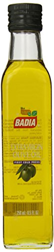 Badia Olive Virgin Extra Oil - Badia Olive Oil Extra Virgen, 8.5 Ounce (Pack of 12)