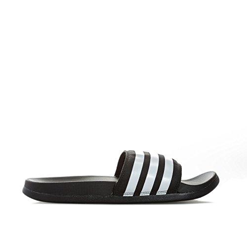 Mixte Adulte Adilette blanc W Cf Stripes Ultra Tongs Noir Adidas AZSY7qAw