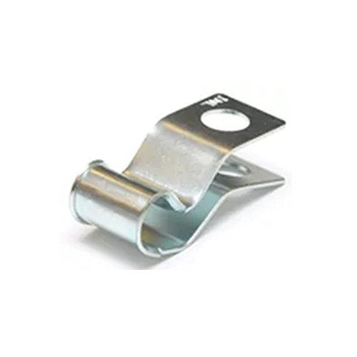 Eckler's Premier Quality Products 50208305 Chevelle Brake Line Retaining Clip Differential Cover