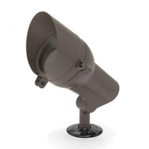 Kichler 15620MST HID High Intensity Discharge Accessory Cowl PAR20 Med, Textured Midnight Spruce Finish