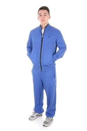 Hugo Boss Green Men's Skaz1/Hajo Sweatsuit In Open Blue (50260348-471)