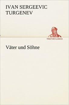 Book Väter und Söhne (TREDITION CLASSICS)