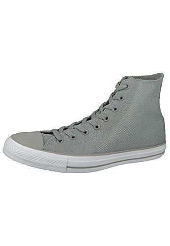 genuine cheap price cheap find great 1J793 Converse Chucks Charcoal Grey Chuck Taylor All Star HI Grey/White clearance store cheap price pay with paypal online free shipping sast xzdu3zY7
