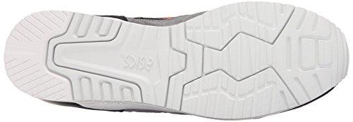 ASICS Mens GEL-Lyte III Retro Sneaker Black/Chili iBO1Db