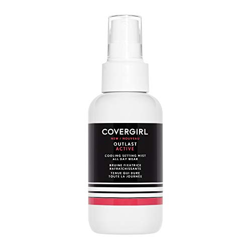 Covergirl Outlast Active All-day Setting Mist, 3.4 Ounce