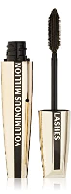 L'Oreal Paris Voluminous Million Lashes Mascara, 0.3-Fluid Ounce