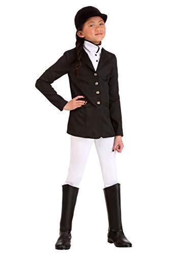 Girls Equestrian Costume for Kids - XL